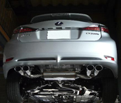 Exhaust Spoilers